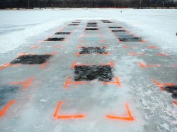 ice melt study